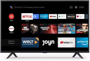 """[23.2.] Xiaomi Mi LED TV 4A 32"""" (Android TV, LED Direct-Lit, 1366x768, 60Hz, Dolby)"""