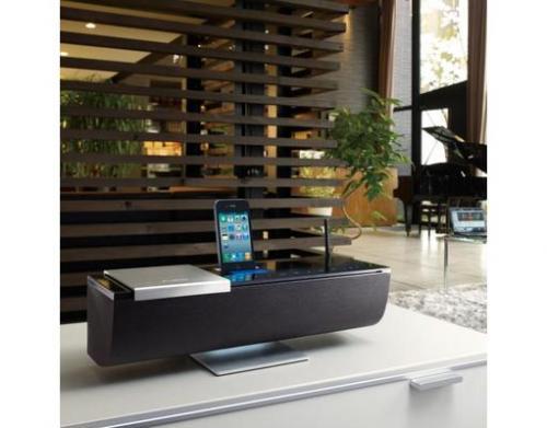 Onkyo ABX N 300 Netzwerk-iPod/iPhone Musiksystem, 97,99€, VK-frei @ MP