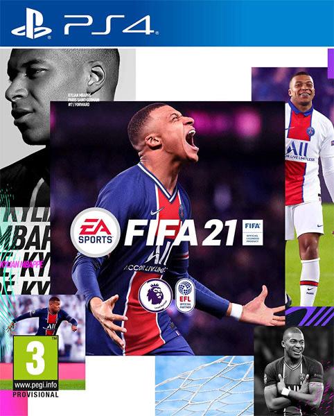 Fifa 21 Playstation 4 Ps4, Nintendo Switch oder Xbox One für 19,99€ + VSK