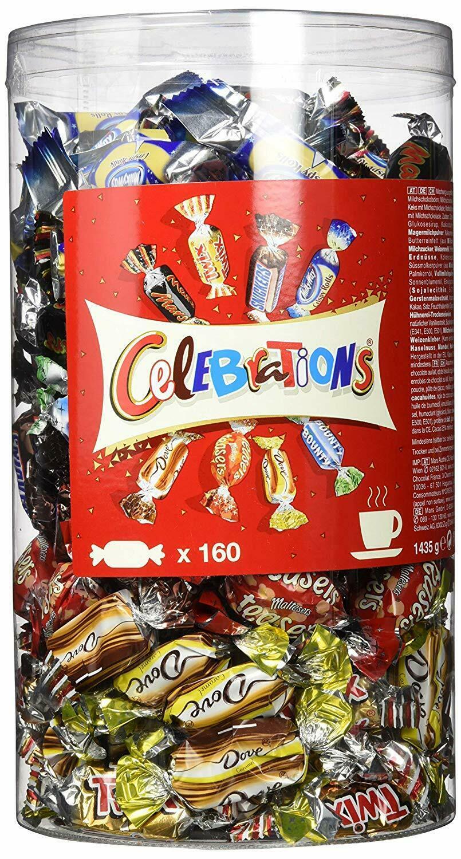 Celebrations 1435g Dose @eBay (Nutella Alternative)