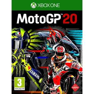 MotoGP 20 für XBox One, Playstation 4 Ps4 oder Nintendo Switch