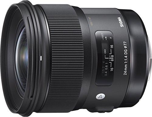 Sigma 24mm F1.4 DG HSM Art Objektiv für Nikon F-Mount