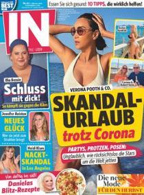 IN - das Starmagazin Abo (52 Ausgaben) für 140,60 € mit 120 € BestChoice-Gutschein (Kein Werber nötig)