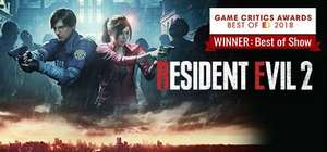 [PC - Steam] Resident Evil 2 Remake