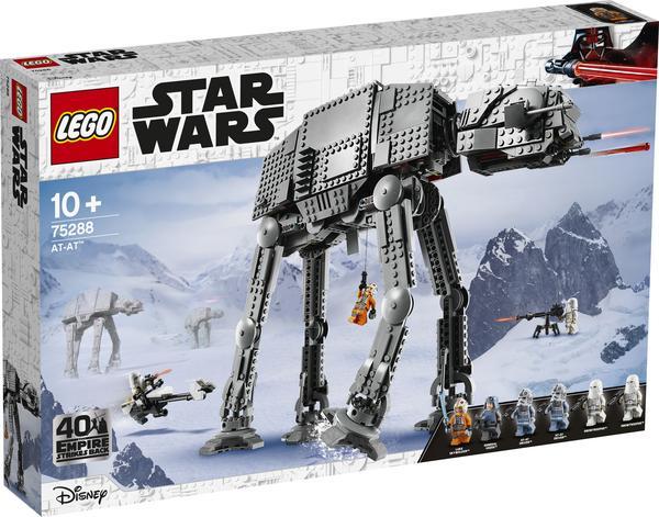 LEGO Star Wars - AT-AT (75288) [Newsletter-Abonennten]