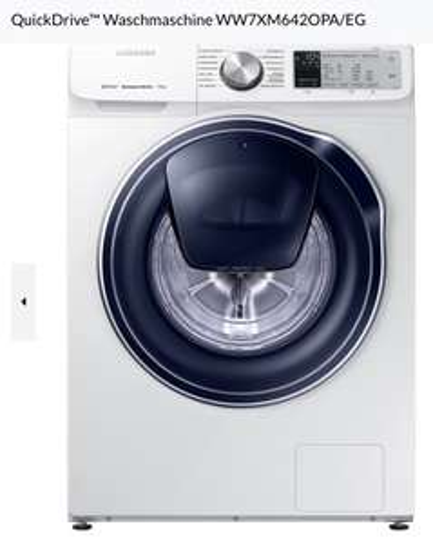 Samsung Samsung WW6800 WW7XM642OPA/EG Waschmaschine bei K+B Expert