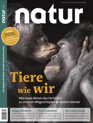 Natur Abo (14 Ausgaben) für 88,20 € mit einem 90 € BestChoice-Universalgutschein