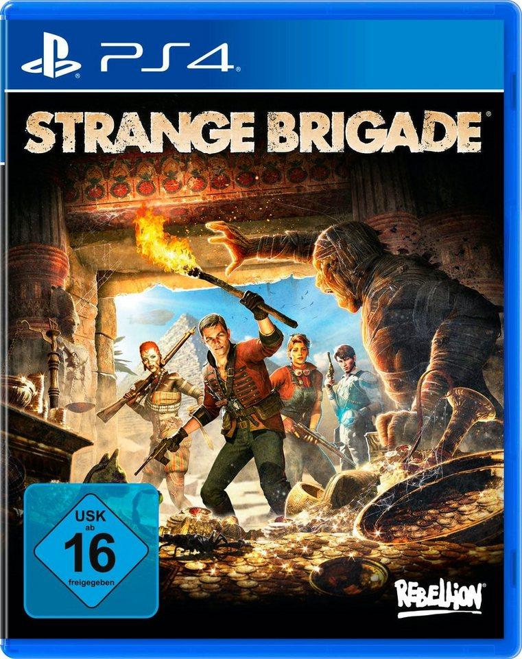 Strange Brigade (PS4) für 2,98€ inkl. Versand für OTTO Kunden mit Lieferflat