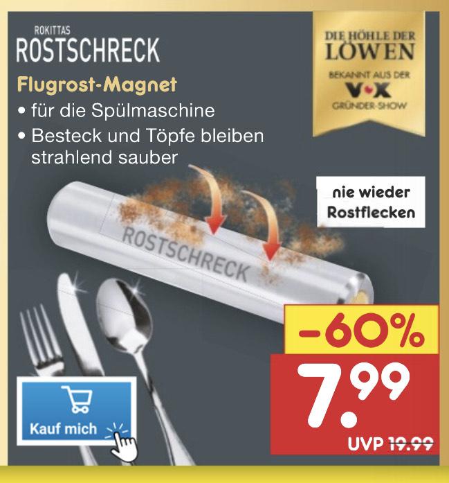 Rokittas Rostschreck