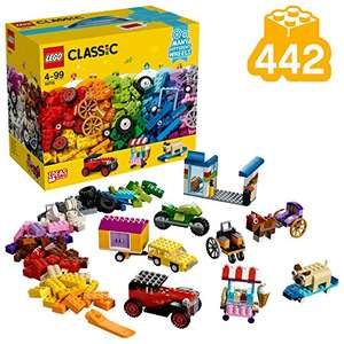 PRIME-Deal: 442 LEGO® Steine