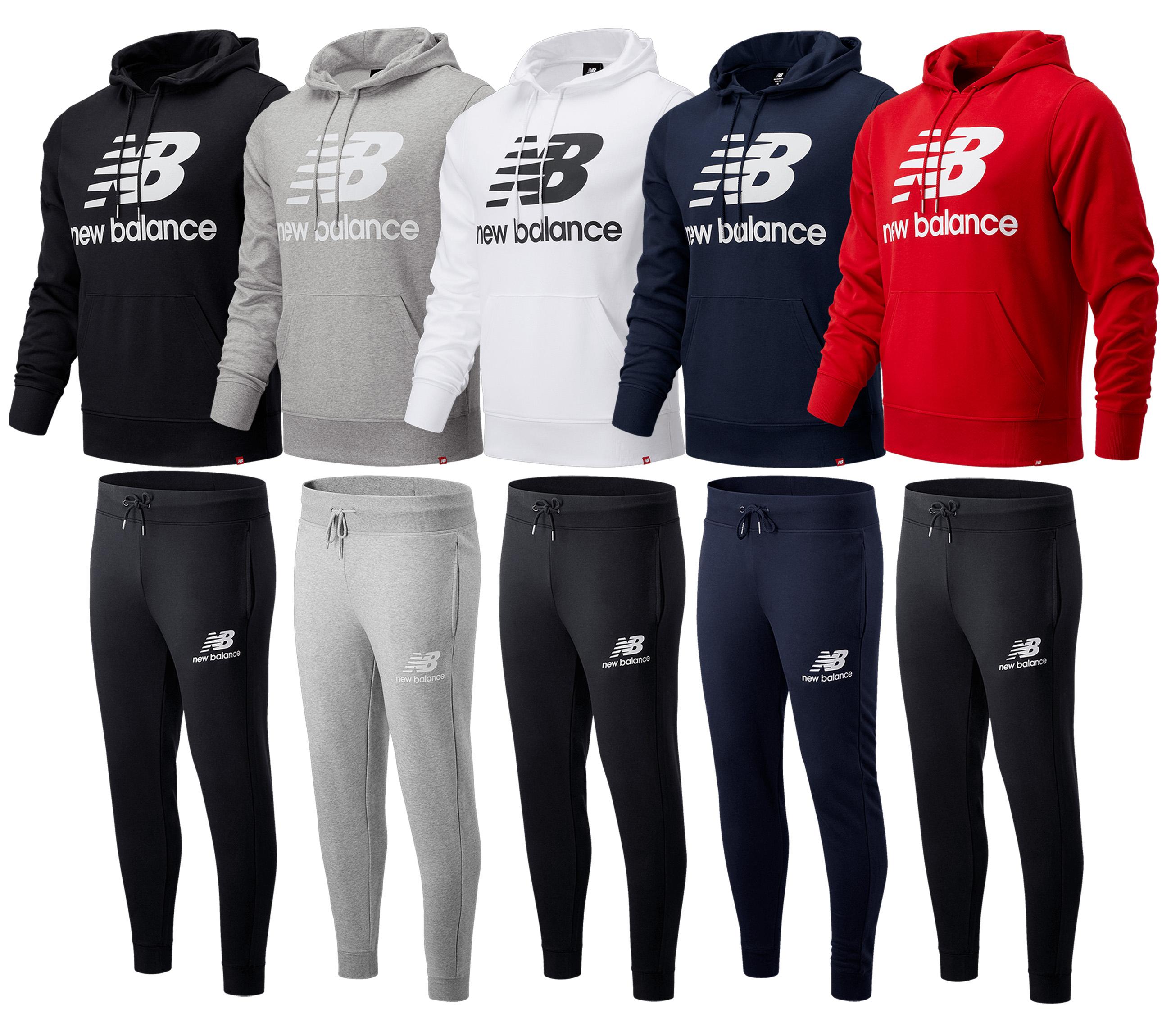 New Balance Jogginganzug Essentials // 5 Farben / Größe S-XXL