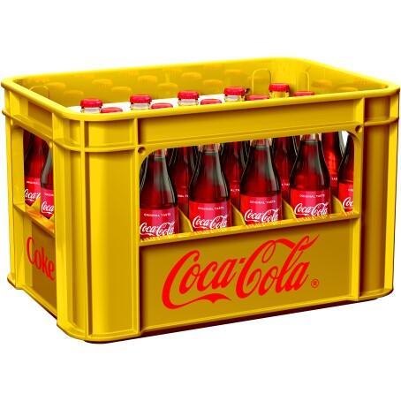 (Citti Märkte) Coca Cola Kasten 24x 0,33l Glasflasche für 10.99€ (auch Fanta, Sprite, Mezzo Mix)