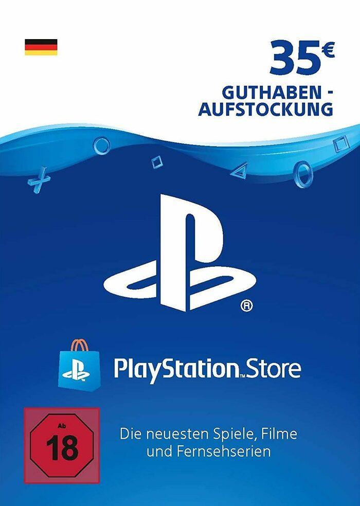 35€ PlayStation Store Guthaben für 26,78€ (PSN Deutschland, Faktor 0.765)