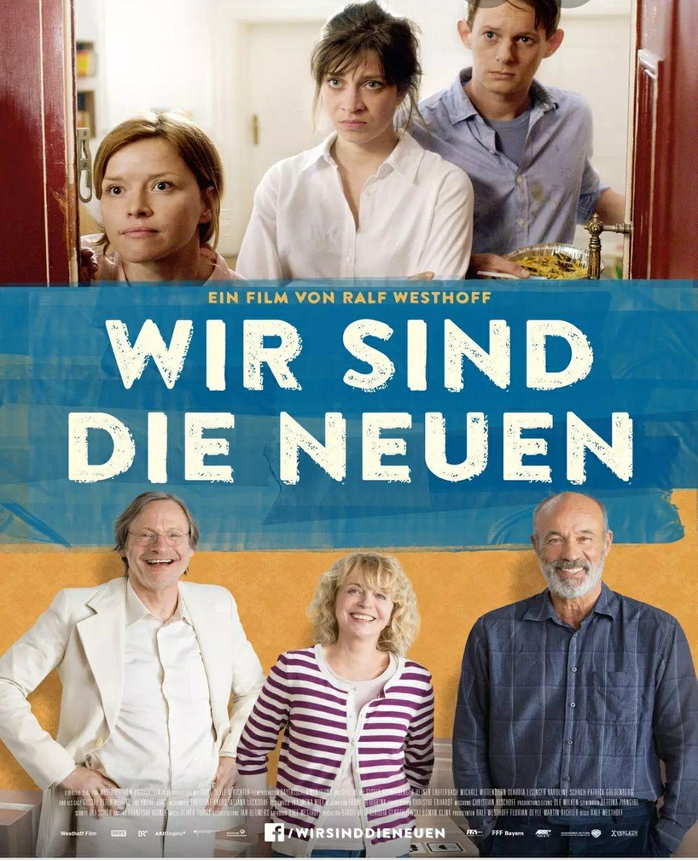 """[3Sat Mediathek] """"Wir sind die Neuen"""" mit Heiner Lauterbach kostenlos streamen (IMDb 6.6)"""