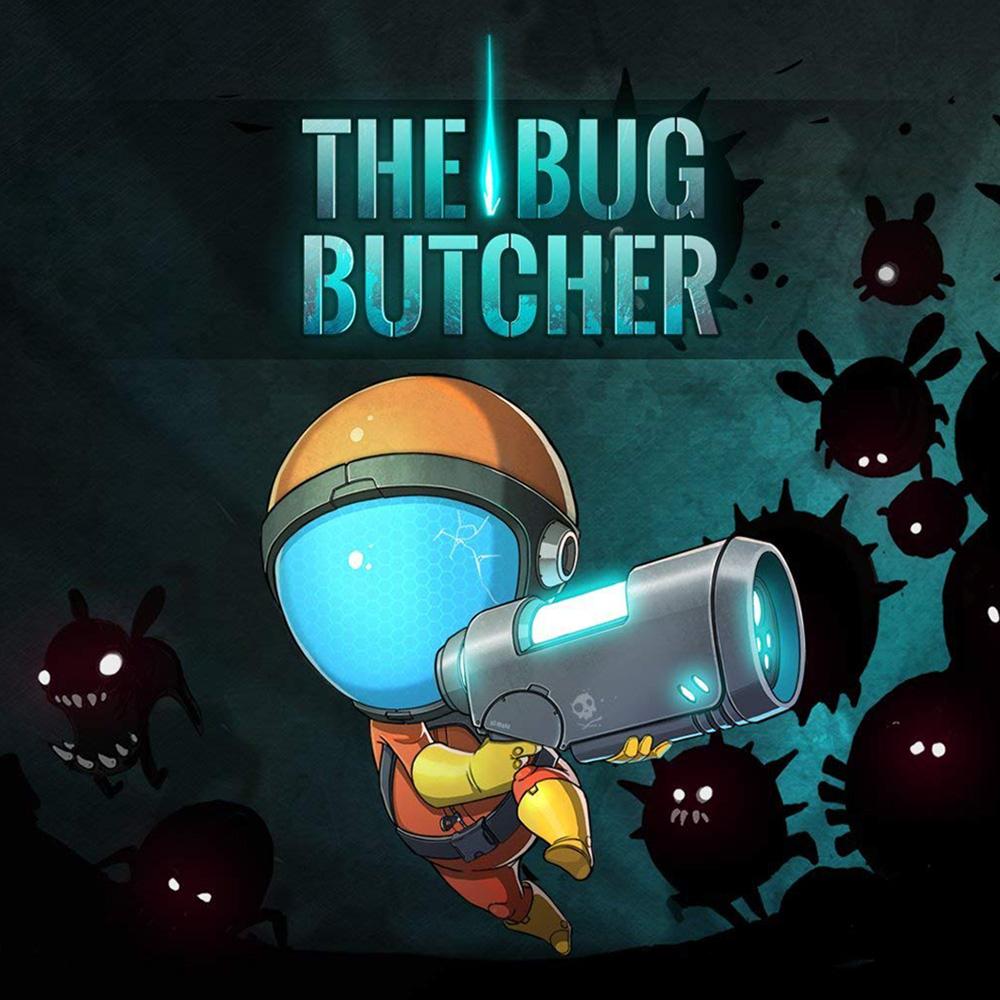 [Nintendo eShop] The Bug Butcher (Switch)