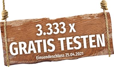 Smartbones Hundefutter / -Snacks Gratis Testen: maximal 3.333 Erstattungen / GZG