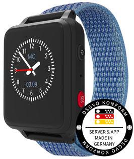 Anio5 Smartwatch mit GPS-Tracker und Vodafone Smart S-Tarif (24 Monate Vertragslaufzeit)