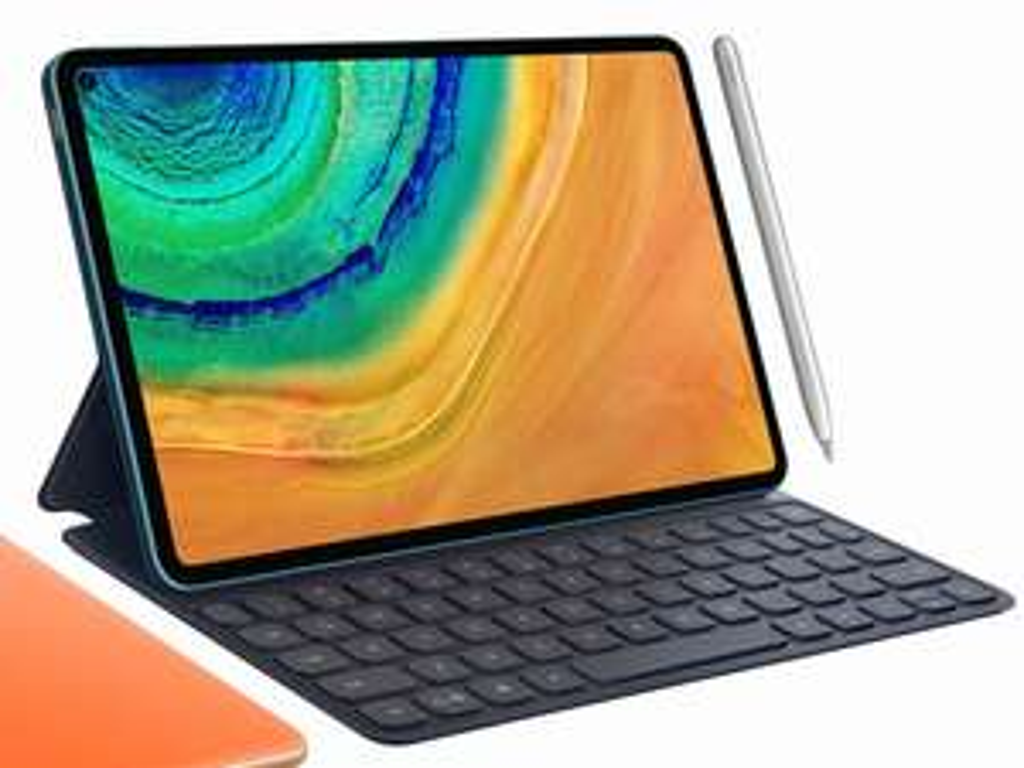 Huawei Matepad Pro Wi-fi Tablet, 128 GB, Midnight Grey+ Matepad Keyboard und Huawei M-Pencil