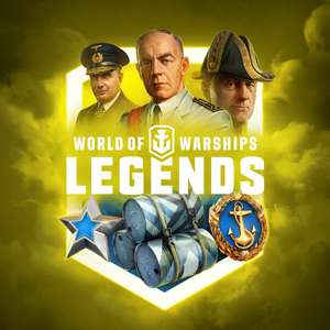 [PS4/PS5] World of Warships Legends - Tarnungslager (Playstation Plus Exclusive)