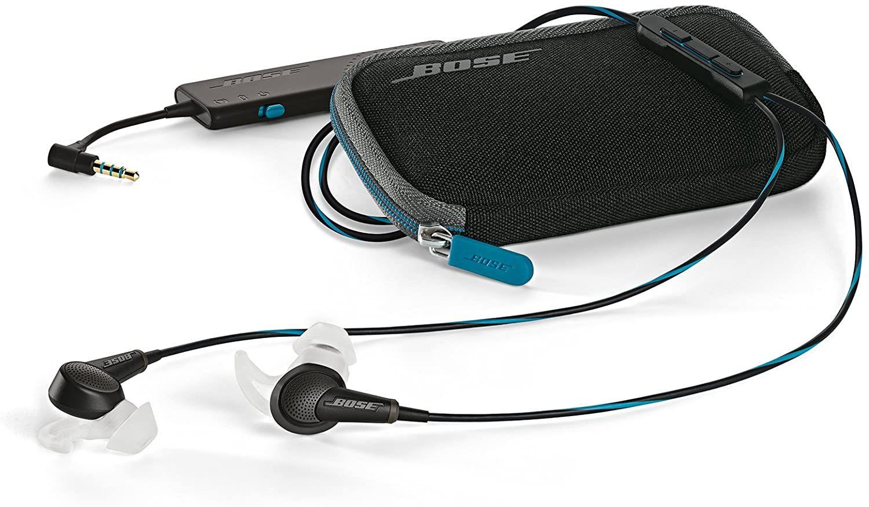 Bose QuietComfort 20 Acoustic Noise Cancelling Kopfhörerfür Samsung und Android Gerät schwarz [Amazon]
