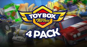 Toybox Turbos 4 Pack für 1,00 € (Steam)