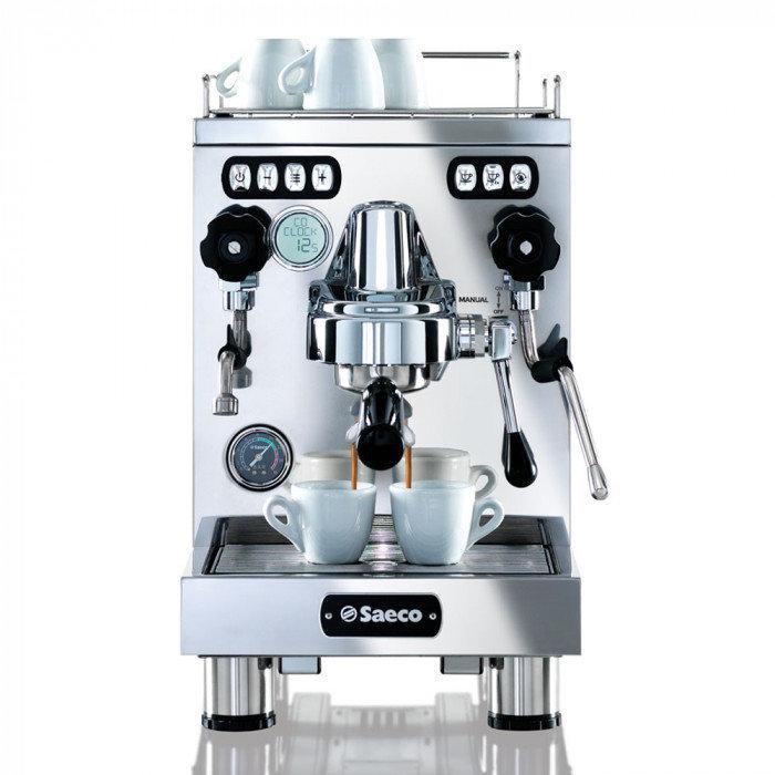 Saeco SE50 (baugleich mit GRAEF Contessa) Siebträger Espressomaschine von coffeefriend.nl