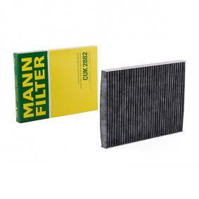 ( ATU SALE ) Aktivkohle-Innenraum-Filter (Pollenfilter), Filtereinsatz für Klimaanlage/Heizung, 1 Stück VW/AUDI (Filialabholung)