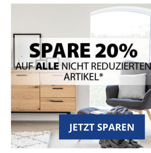 -20% bei Dänisches Bettenlager