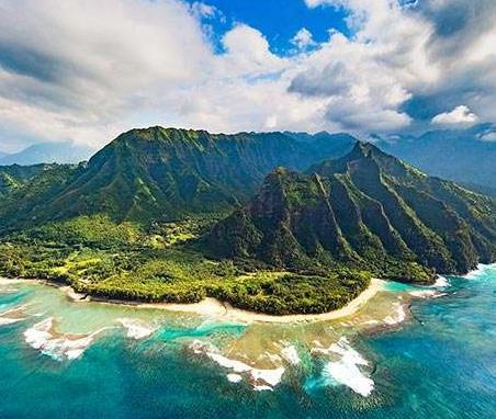 Flüge: Hawaii (bis Januar 22) Hin- und Rückflug mit Oneworld von Amsterdam ab 276€