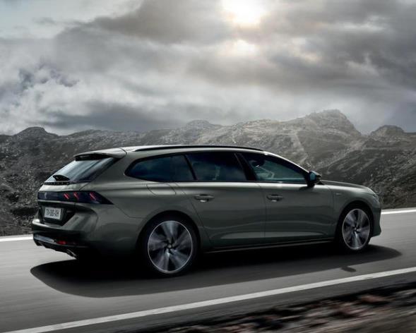 Privatleasing: Peugeot 508 SW GT Pack / 225PS (konfigurierbar) für 198€ (eff 239€) monatlich - LF:0,39