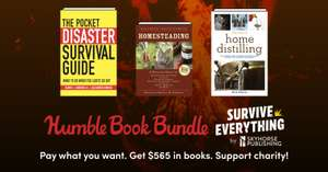 Humble Book Bundle: Survive everything