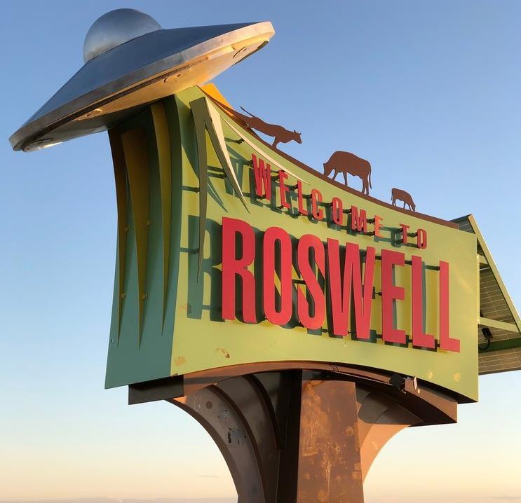 Flüge: Roswell / USA (bis Dez) Hin- und Rückflug mit Oneworld von Amsterdam ab 292€