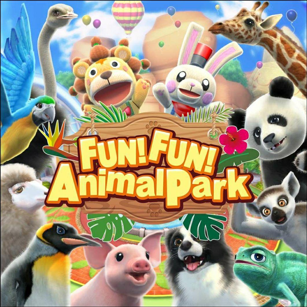 FUN! FUN! Animal Park Nintendo Switch e-Shop