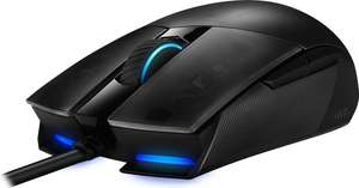Wartungsfreundlich: ASUS ROG Strix Impact II (RGB, wechselbare Taster, PixArt 3327) Amazon Prime
