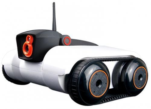 [Amazon Blitzangebot:] Logicom Spy C Tank - Panzer mit Kamera und Smartphone Steuerung (iOS/Android) @18 Uhr
