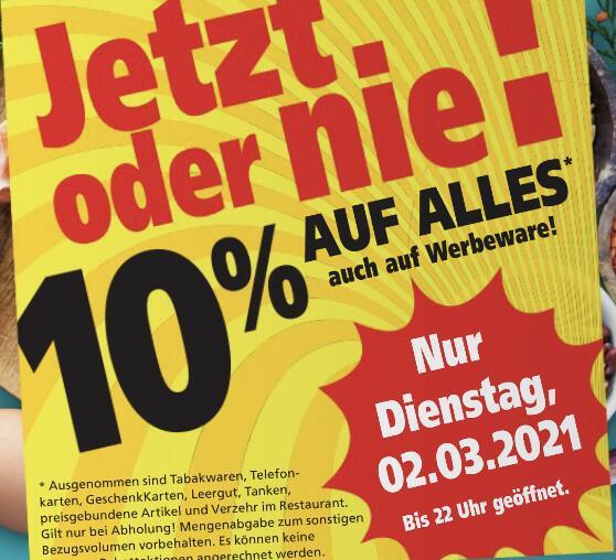 Handelshof 10% auf fast alles - z.B. Livinguard Pro Maske 24,62€ - Nur für Gewerbetreibende