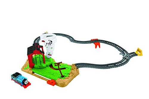 [Amazon Prime] Thomas und seine Freunde FJK25 - Track Master Twisting Tornado Set, Spielzeug ab 3 Jahren