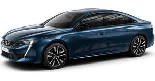 Privatleasing Peugeot 508 Lim GT Pure Tech 180 mit 179PS (LF 0,58) | 24 Monate / 10.000 km