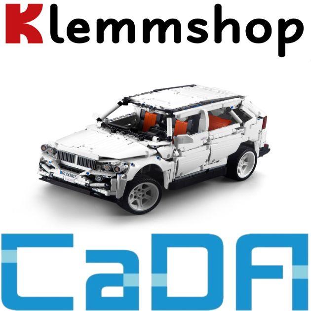 [Klemmbausteine] G5 Offroad Vehicle von CaDA (C61007) @ klemmshop.de