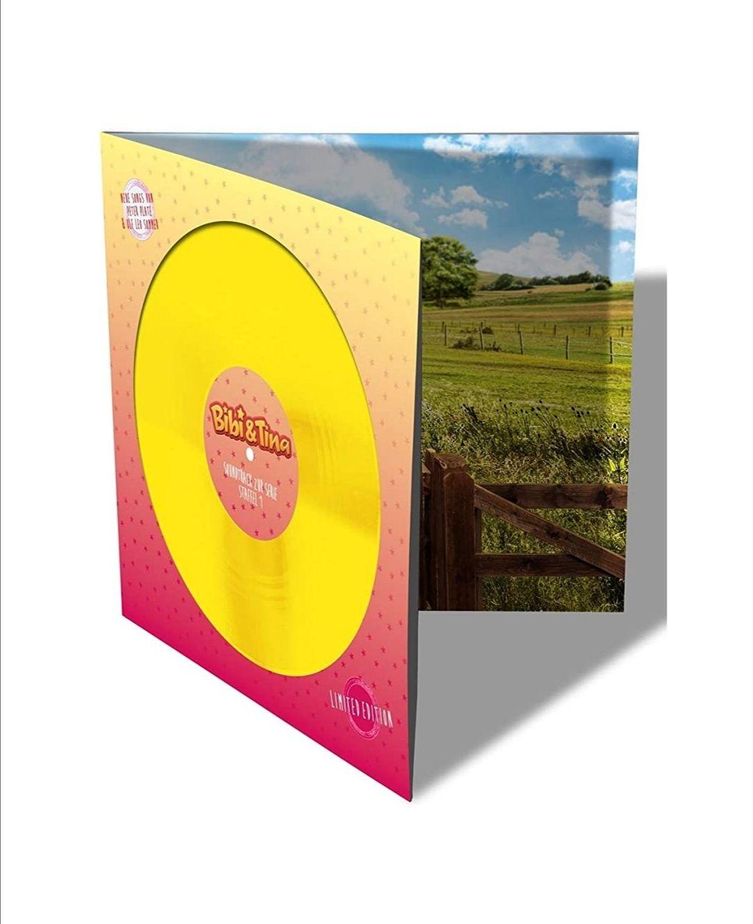 Prime - Vinyl, Bibi&Tina, LP, Soundtrack