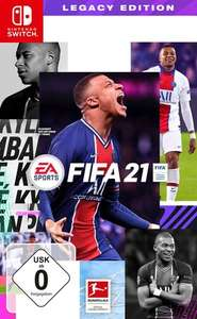 FIFA 21 Legacy Edition Nintendo Switch-Spiel für 24,99€ + Versand