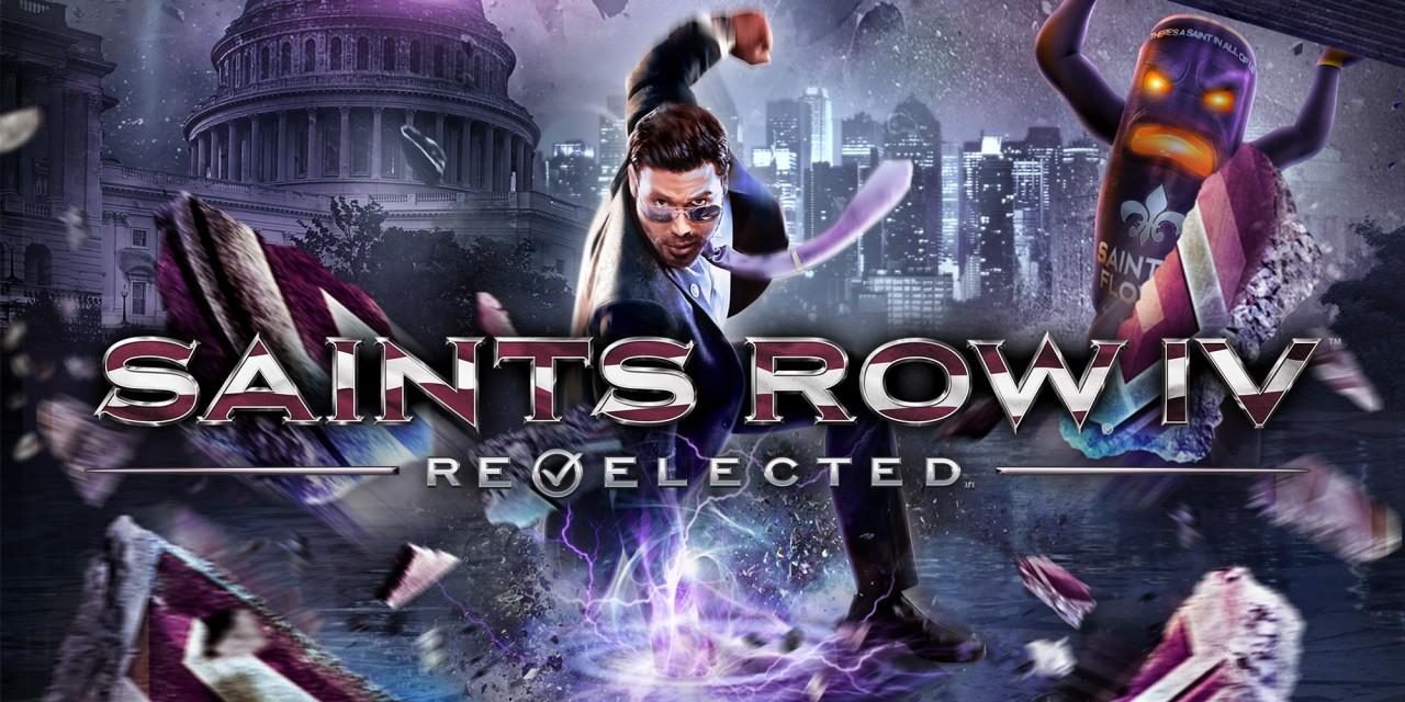 [Nintendo Switch] Saints Row IV®: Re-Elected für 17,99€, über RU für 10,01€ (eShop)