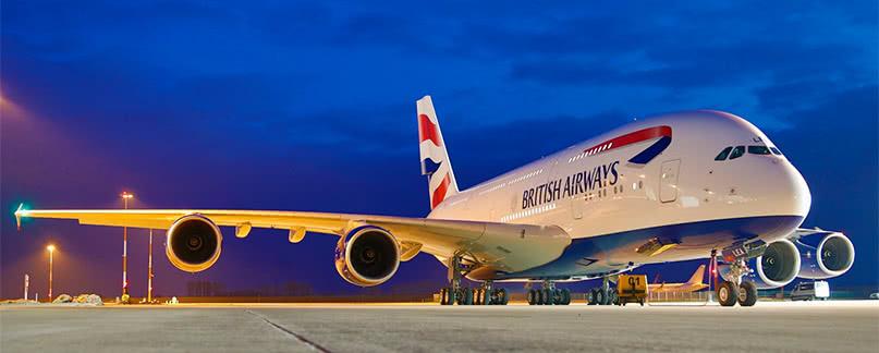 Flug / Flüge: USA Hin und Rückflug mit British Airways (bis Februar 22) von Amsterdam ab 289€ exkl. Gepäck, 389€ inkl. Gepäck