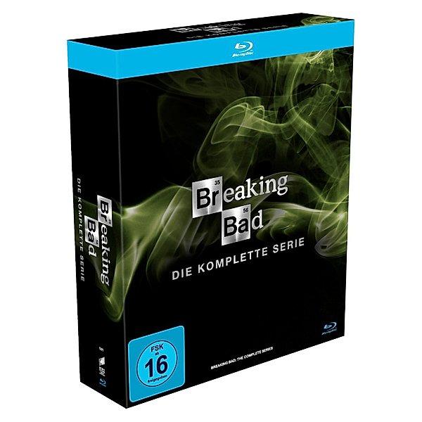 Yeah B!tch! Breaking Bad - Die komplette Serie (Blu-ray) für 36,99€ inkl. Versand (Weltbild)