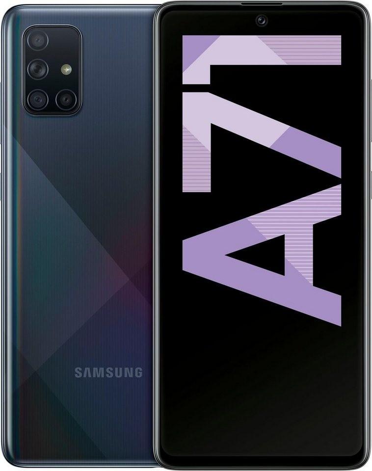 Samsung Galaxy A71 (128GB) mit Otelo Allnet-Flat Go (5GB LTE) für 4,95€ Zuzahlung & mtl. 14,99€ [Vodafone-Netz]