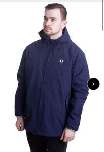 Fred Perry - Panelled Zip Through