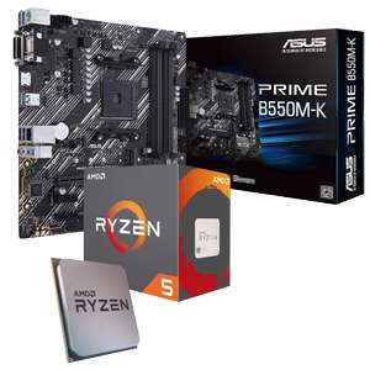 AMD Ryzen APU und Mainboard-Bundle (Ryzen 4650G & MSI B550M Pro-VDH WiFi) Nutzt den Gutschein!