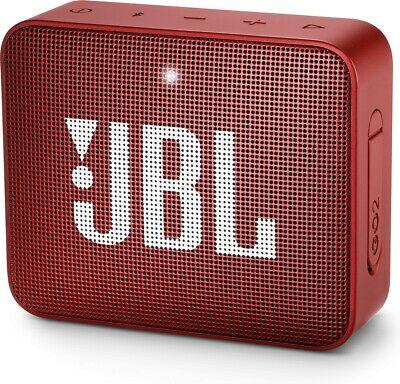 JBL GO 2 Ruby Red Bluetooth Lautsprecher (B-Ware)