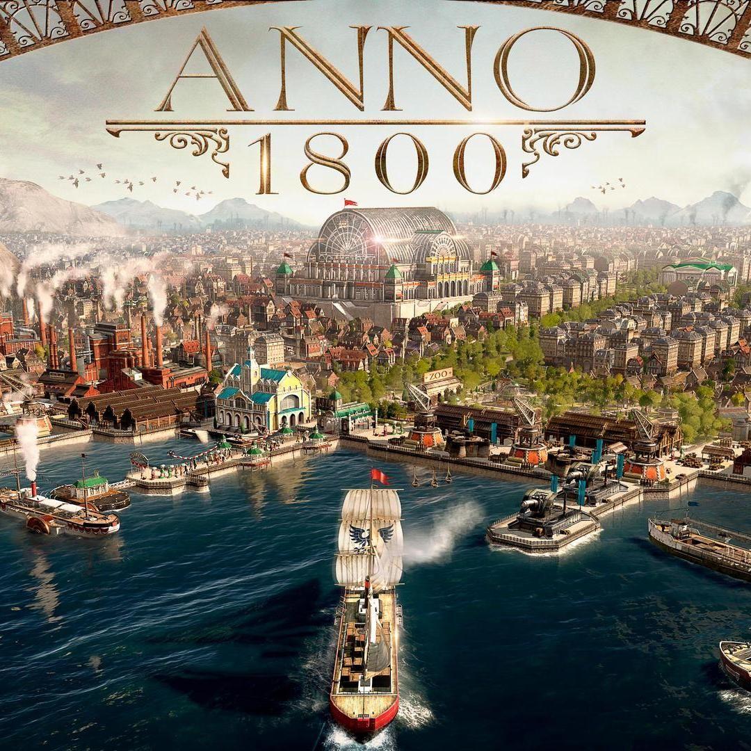 Anno 1800 - Kostenlos Spielen via Ubisoft (25.02 - 01.03)