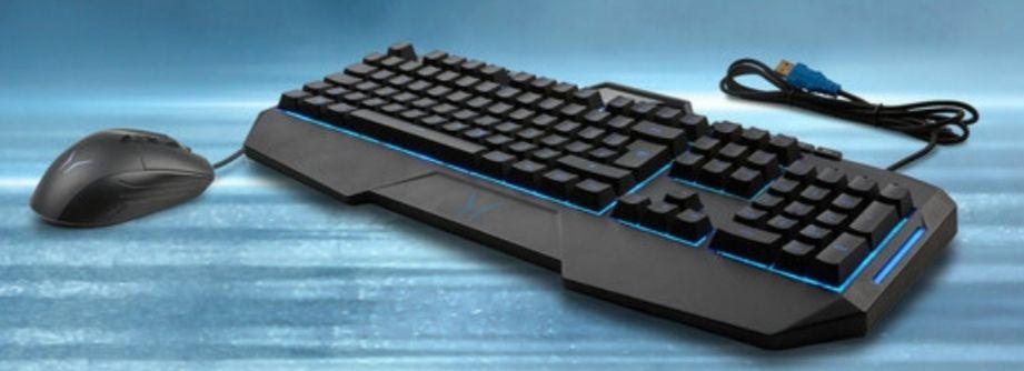 MEDION Erazer, Gaming Zubehör PC Set, Tastatur, Maus, 3 Jahre Garantie, ALDI NORD
